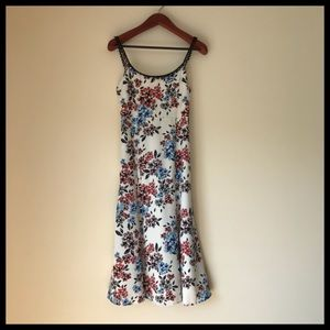 NWT NBD Sleeveless Midi Dress